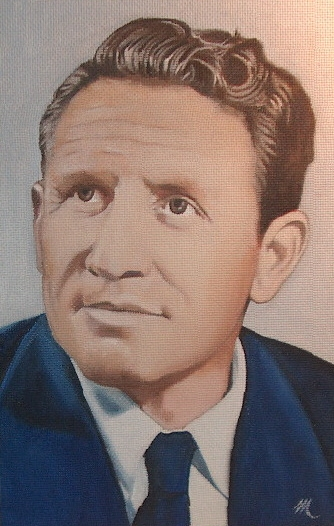 Spencer Tracy by mario